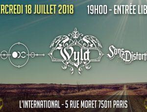 En concert à l'International !